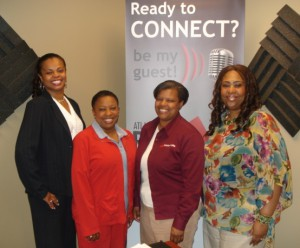 Angel Nowlin, Littie Brown, Karen Brown, Trina Newby