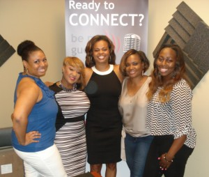 Apryl Mitchell, Pamela Hogan, Angel Nowlin, Dr. Heavenly Kimes, Desiree Fowler