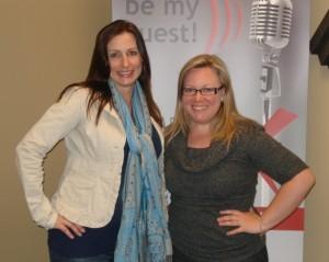 Tracy McDaniel, Dr. Lauren Millman