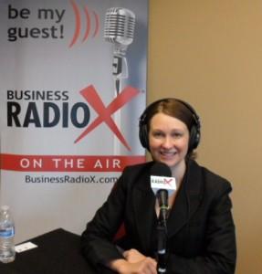 Buckhead Business RadioX 04_29_14 Julie Rollend