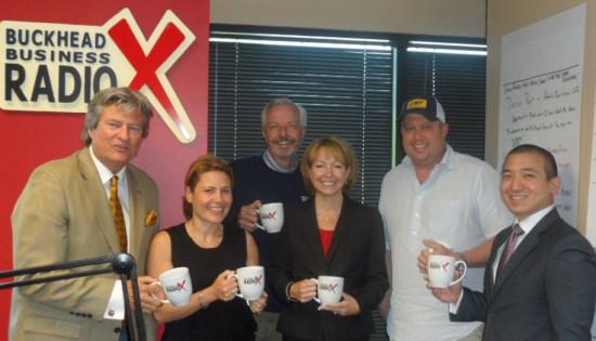 Buckhead Business RadioX 05-20-14 Group 1