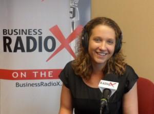 Buckhead Business RadioX 06-03-14 Melanie Romanaux 1