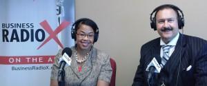 Buckhead Business RadioX 07-15-14 Heather Thompson and Reo Oravec 1