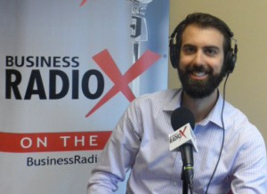 Buckhead Business RadioX 07-22-14 Ryan Pernice 1