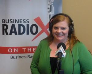 Buckhead Business RadioX 07-29-14 Lauren McNulty 1