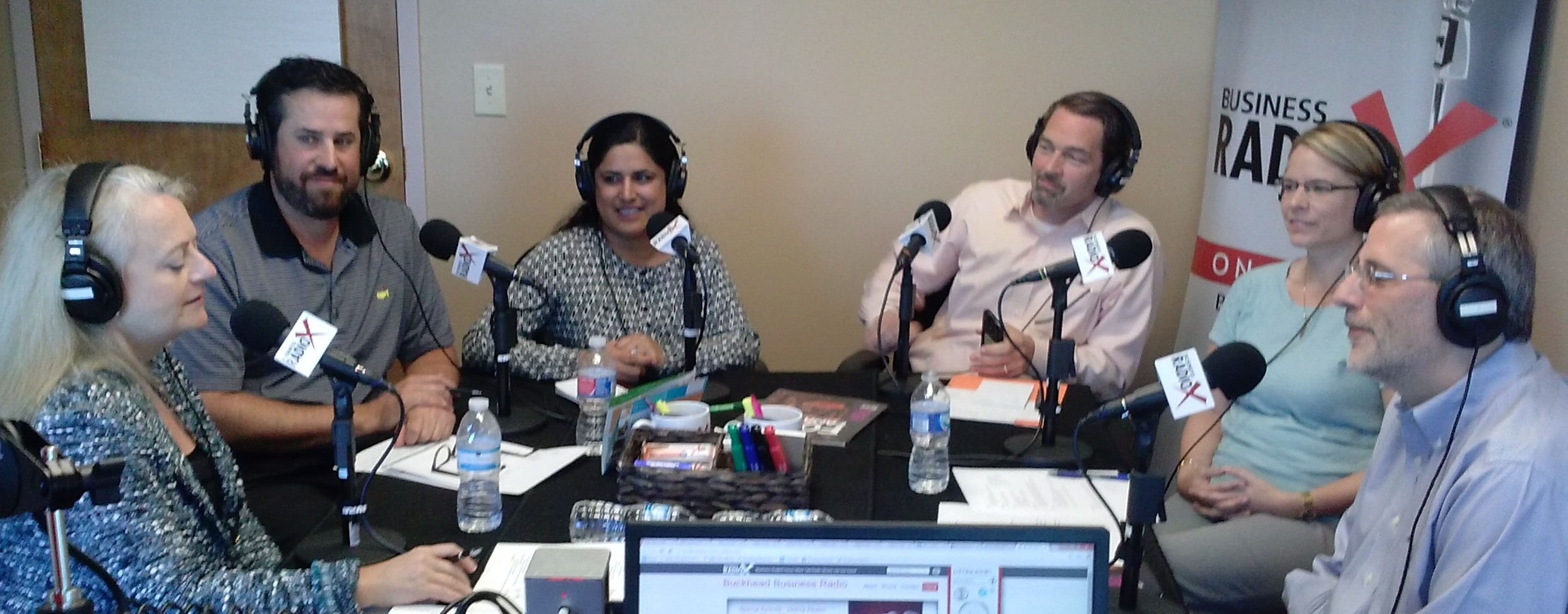 Buckhead Business Radio 08-26-14  Group 1