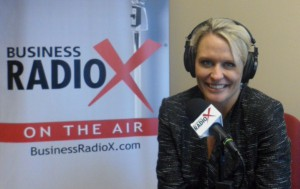 Buckhead Business RadioX 08-05-14 Collette McDonald 1