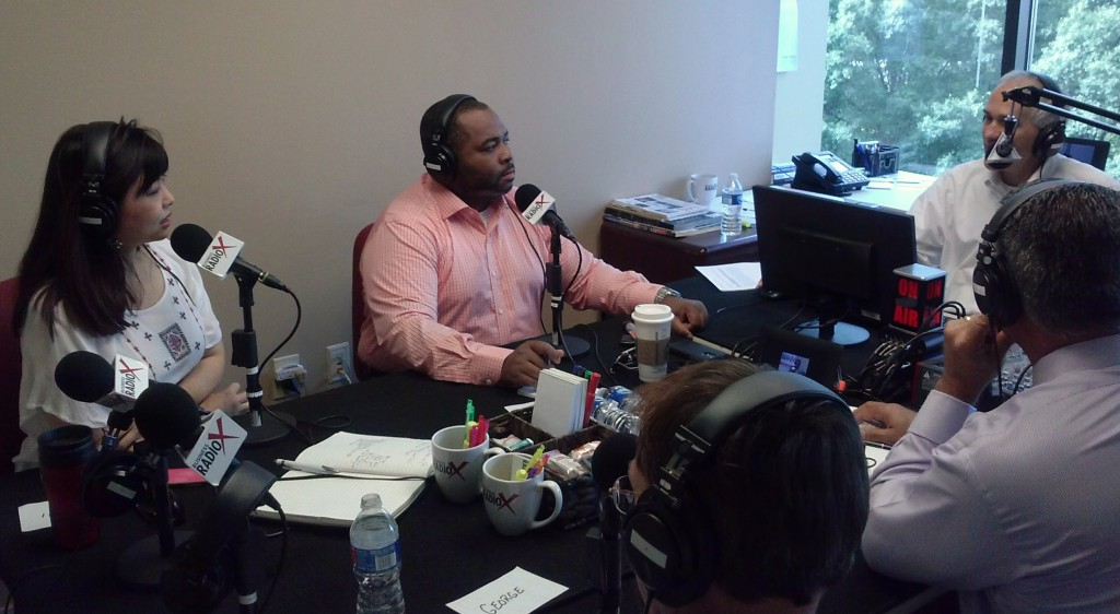 Buckhead Business Radio 09-09-14 On-Air 1