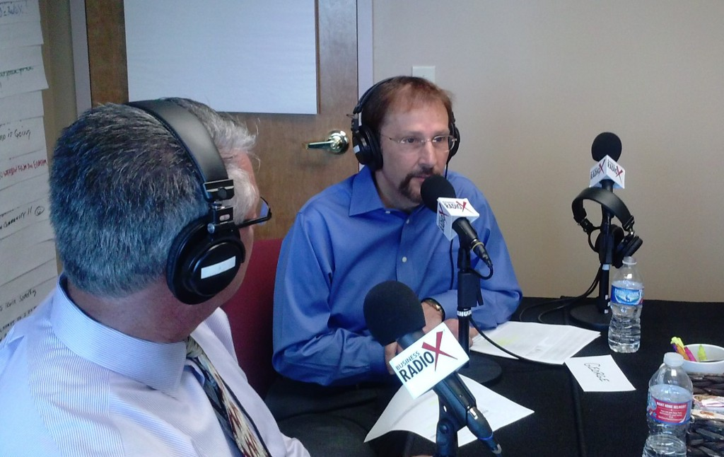 Buckhead Business Radio 09-09-14 On-Air 3