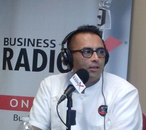 Buckhead Business Radio 09-16-14 Bhavesh Patel 1