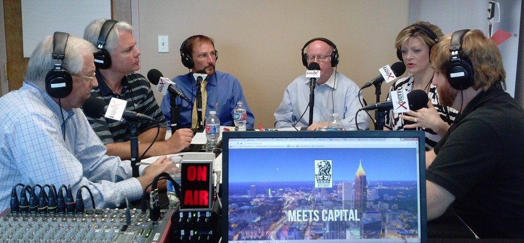 Buckhead Business Radio (Ritz Group) 09-09-14 On-Air 1