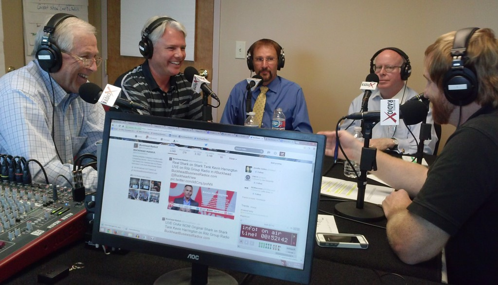 Buckhead Business Radio (Ritz Group) 09-09-14 On-Air 2