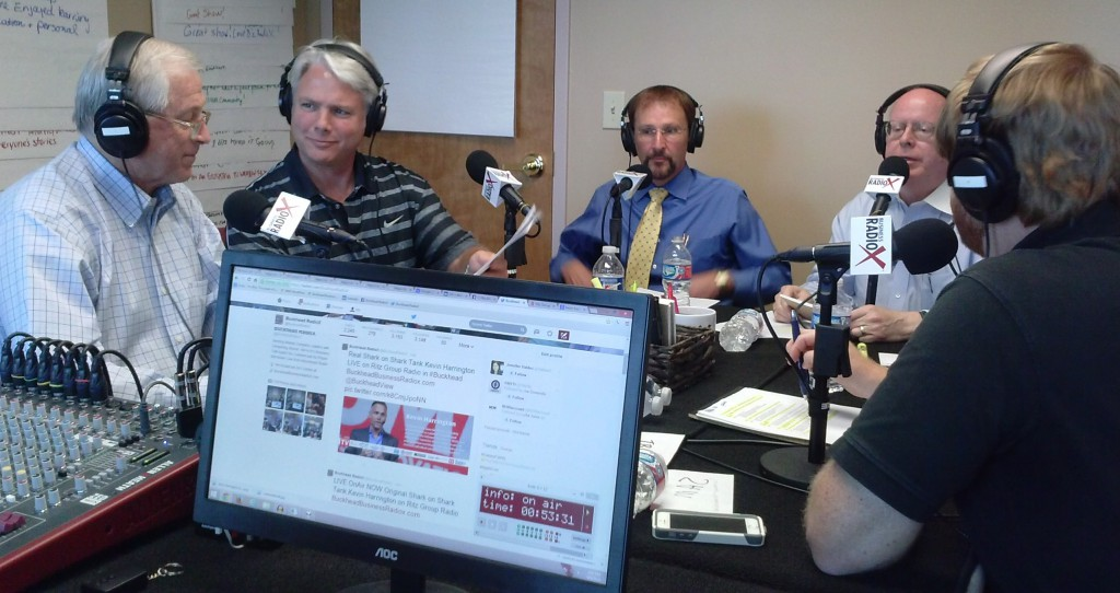 Buckhead Business Radio (Ritz Group) 09-09-14 On-Air 5