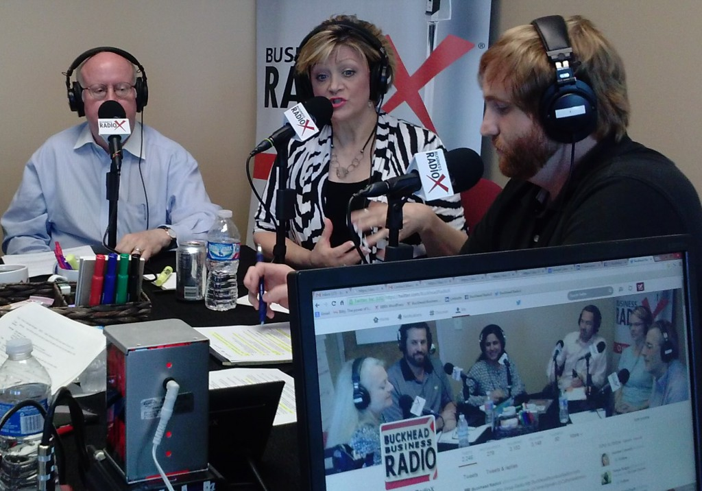 Buckhead Business Radio (Ritz Group) 09-09-14 On-Air 8