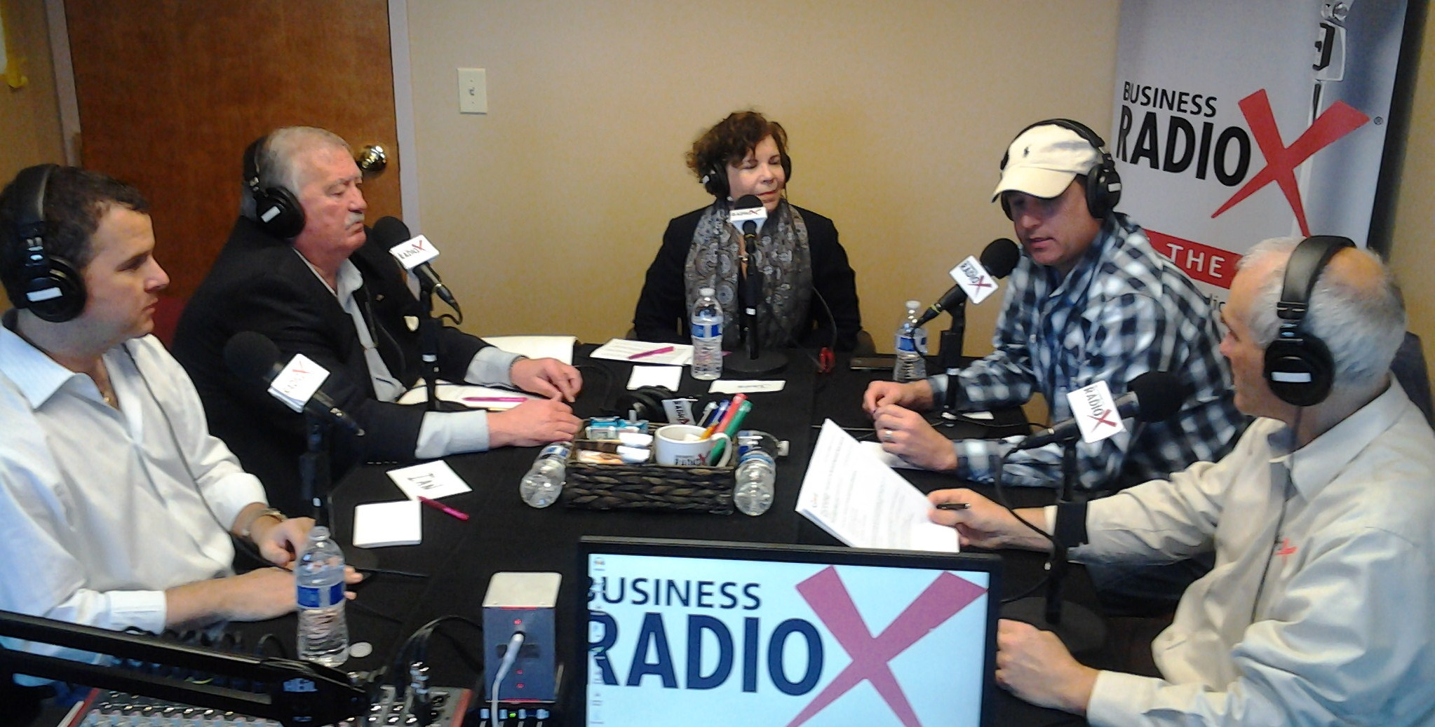 Buckhead Business Radio 12-16-14 Group 4