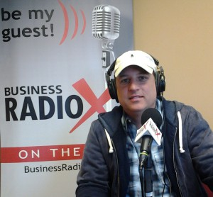Buckhead Business Radio 12-16-14 Johnny Esposito, Jr.  1