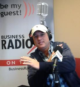 Buckhead Business Radio 12-16-14 Johnny Esposito, Jr.  2