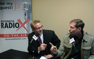 Buckhead Business Radio 12-23-14 Les Adkins and Franklin Cox 3
