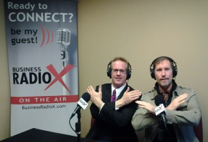 Buckhead Business Radio 12-23-14 Les Adkins and Franklin Cox 5
