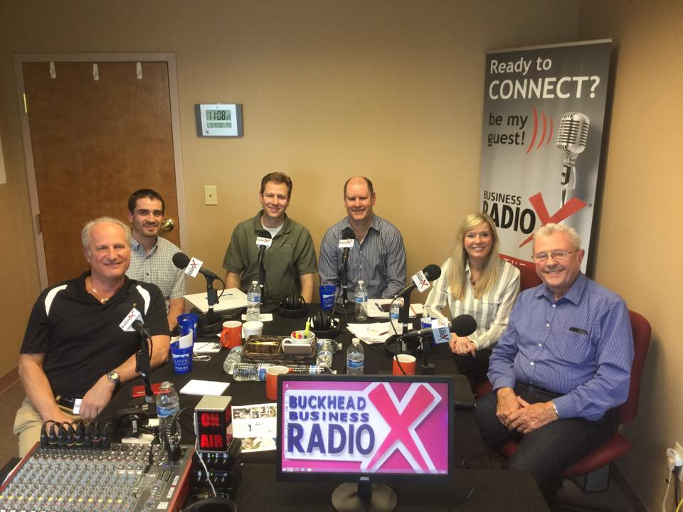 Bruce Salzinger, Justin Walker, Steven Eisenstein, Kevin Donovan, Pamela Currie, Neil Scott-Barbour (Show Co-Host)