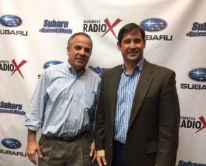 Joe Moss and Jeff Cohen