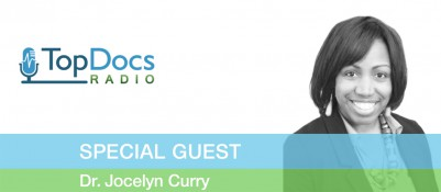 Special Guest Dr. Jocelyn Curry DPM