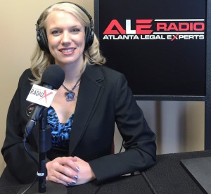 Emily Rowell, Host of Atlanta Legal Experts