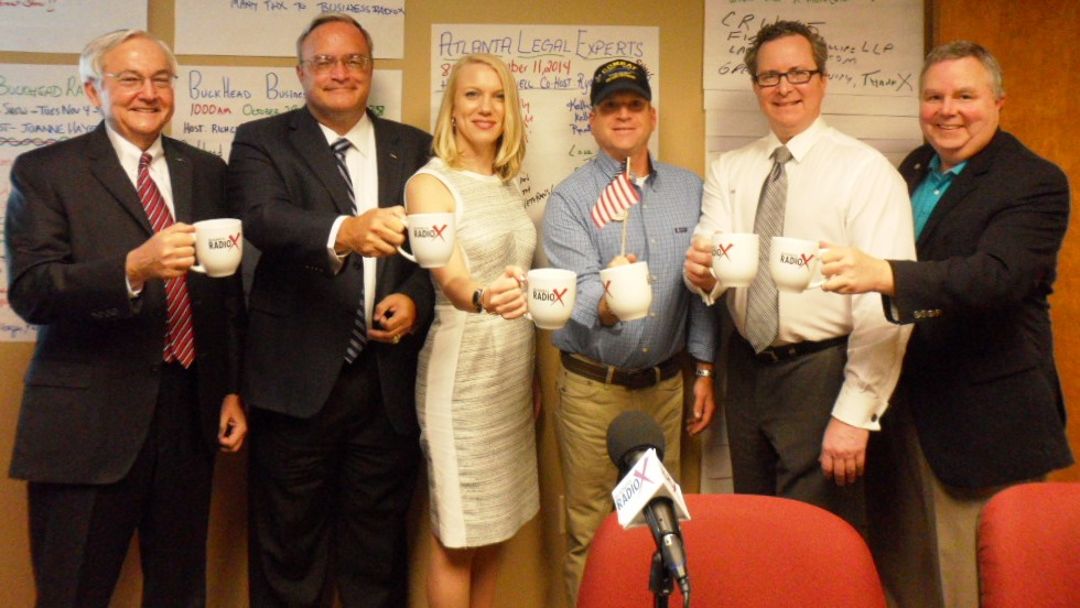 Lane Dennard, Drew Early, Emily Rowell (Host), Ryan McPherson, Fred Burkey, Kelly Hundley