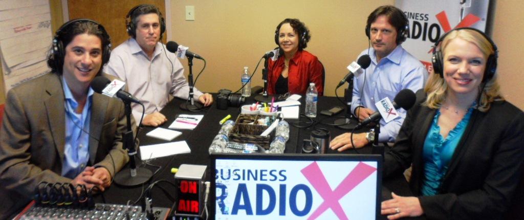 Alvaro Arauz, Tony Shirley, Lisa Decker, Grant Rowe, & Emily Rowell (Host)