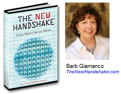 Barb Giamanco: The New Handshake