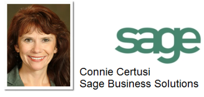 Connie Certusi: Sage Business Solutions