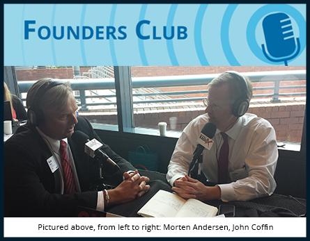 Morten Andersen on Founders Club