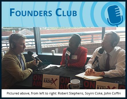 Robert Stephens on Founders Club