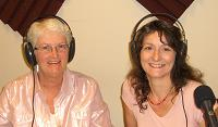 Janet Rankin and Lorraine Chilvers