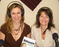 Joyce Bone and Lorraine Chilvers