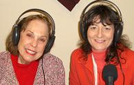 Gloria Beck and Lorraine Chilvers