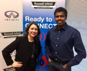 Stefanie Diaz and Arul Murugan