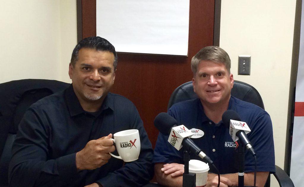G. Martinez and Ryan McPherson