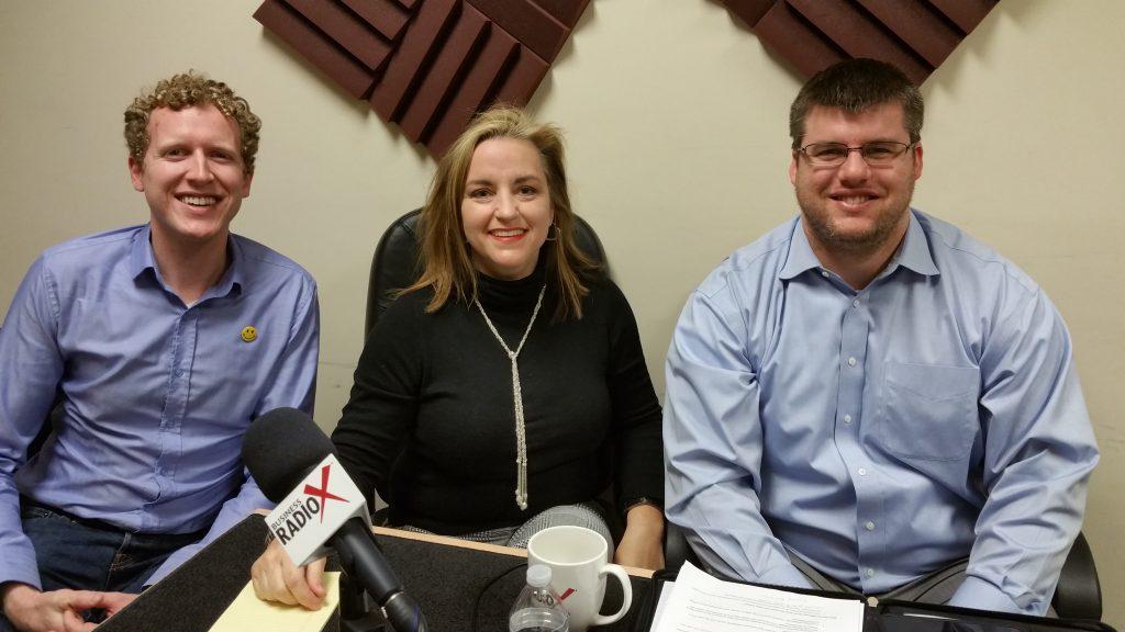 David Sheehan, Margaret Lisi, Chris Butsch