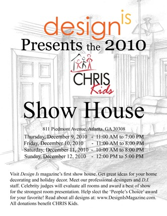 Chris Kids Show House
