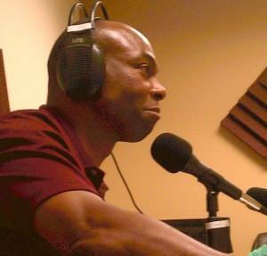 Host Alvin Miles