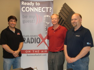 Mike Sammond, Chris Abbey, Steven Julian