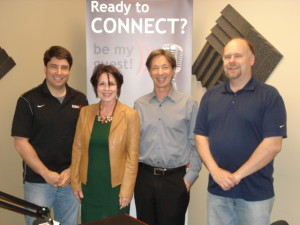 Mike Sammond, Greta Cairns, Ken Kingery, Steven Julian