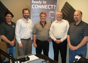 Mike Sammond, Kile Lewis, Paul Kendig, Mike Haswell, Steven Julian