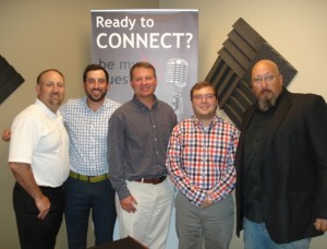 Rich Lockhart, Jeff Ely, Carl Odendahl, Justin Williams, Zachary Bennett
