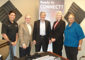 Mike Sammond, Stacey Reece, Al Gainey, Dr. Destiny Prezzano, Sherry Johnson