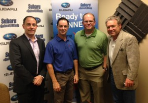 Lawrence Constantin, Mike Smith, Gary Childress, Steve Damerow
