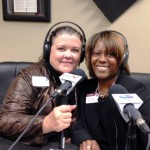 Michelle Hanchey and Netania Walker, Toastmasters International