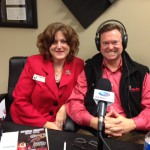 Michelle and Rick Sutter, Coffee News of Suwanee