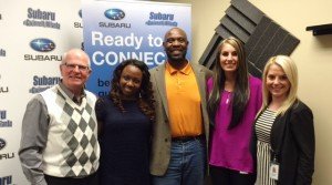 Johnny Phelps, Courtney Spencer, Michael McClellan, Lauren Chaney, Ashlyn DiNardo